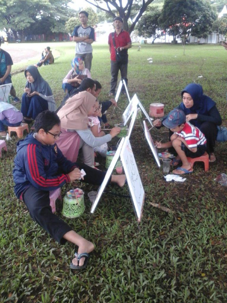 Weekend Murah Meriah Bersama Keluarga Di Lapangan Rampal